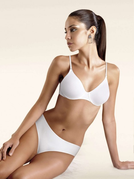 Voile Full Briefs - 3051
