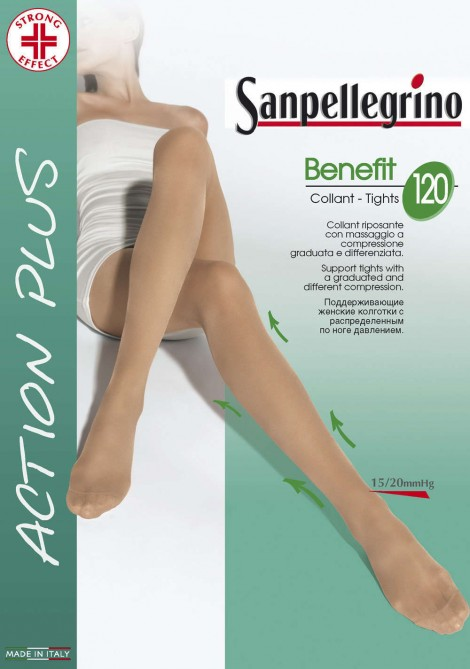 Tights Benefit 120 Sanpellegrino