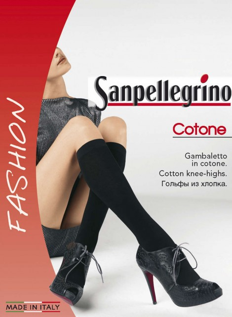 Knee-highs Cotone Sanpellegrino
