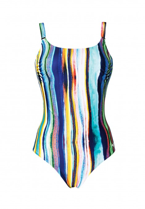 Wired one piece Ingrid Liberti