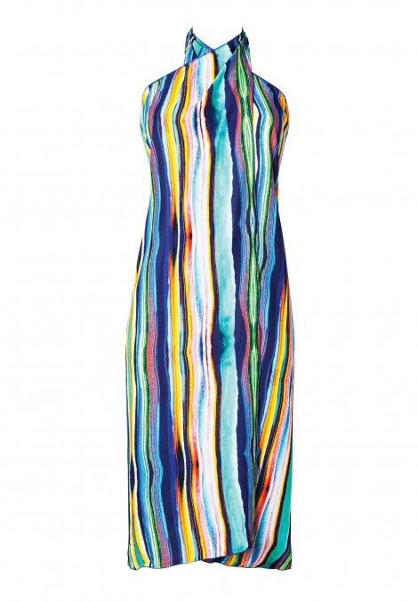 Sarong Dress Ingrid Liberti