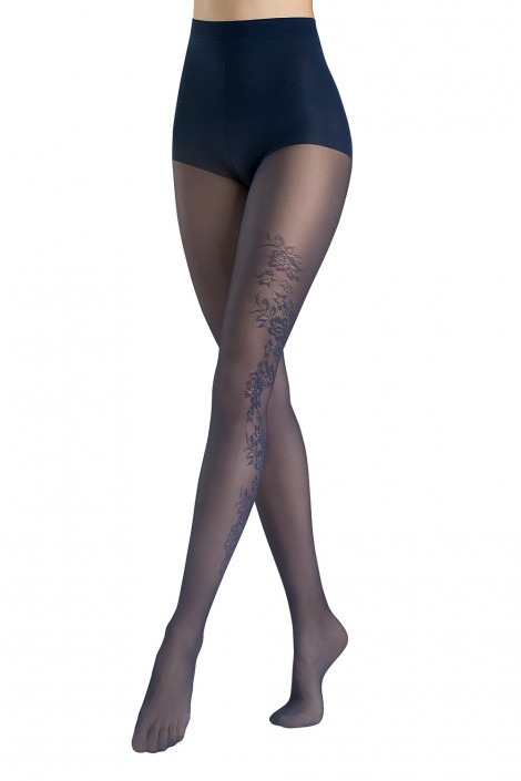 Tights Flourish-Lace Sanpellegrino