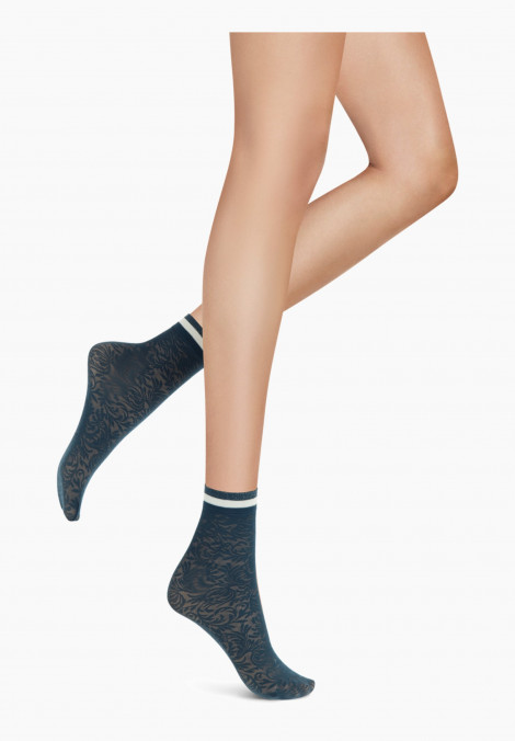 Sanpellegrino Sporty Lace lacy socks