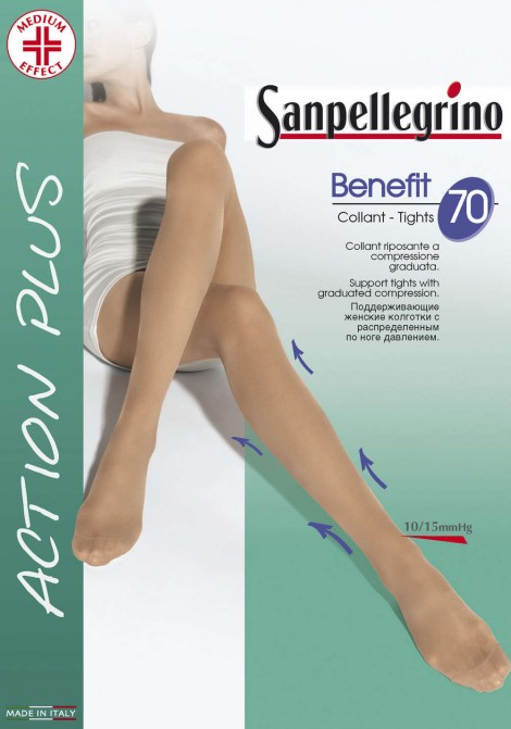 Tights Benefit 70 Sanpellegrino