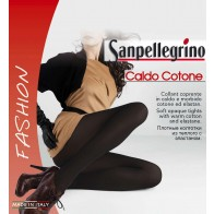 Tights Caldo Cotone Opaque Sanpellegrino