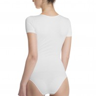 Short-Sleeve Bodysuit Britney Simply Lepel