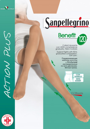 Collant Benefit 120 Sanpellegrino