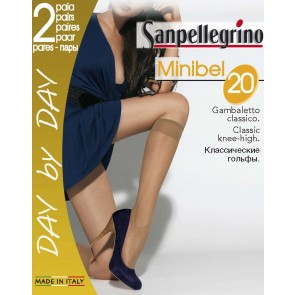 Knee Highs Minibel 20 Day by Day Sanpellegrino