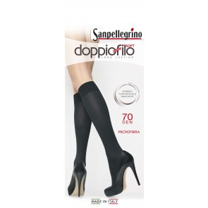 Knee Highs Doppiofilo 70 Sanpellegrino