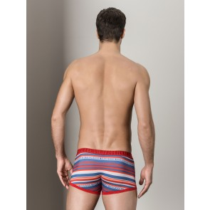 Logo Stripe Trunks Bikkembergs