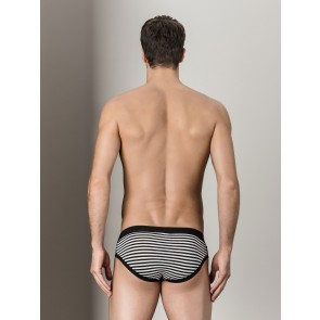 Stripe Back Briefs Bikkembergs