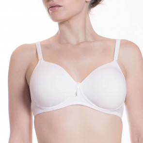 Non-wired bra 350 Belseno Segreto Cotton