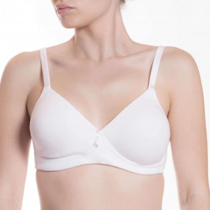 Criss Cross non-wired bra 355 Belseno Segreto Cotton