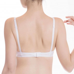 Triangle Bra 390 with Flexible Wire Voile Belseno Lepel