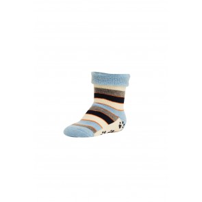 Calzino Blue Stripes Baby Boy Sanpellegrino